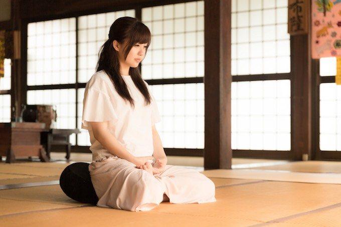 強い日本女性