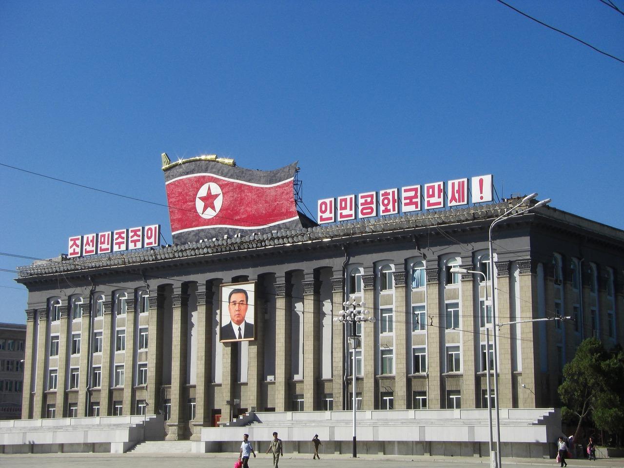 選挙のない非民主的な国の北朝鮮がなぜか日本の衆議院解散に一言